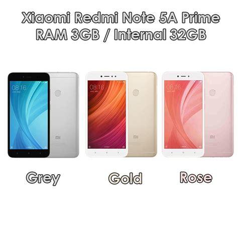 Xiaomi Redmi Note 5a 32 Gb Gold xiaomi redmi note 5a prime 3 32 32gb gold grey