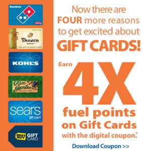 Safeway Fuel Gift Card Balance - bonus fry s fuel points 4x digital coupon must load coupon bargain believer