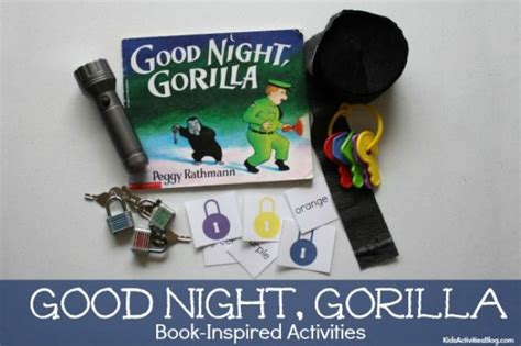libro good night gorilla 25 best ideas about gorilla craft on monkey art projects jungle art projects and