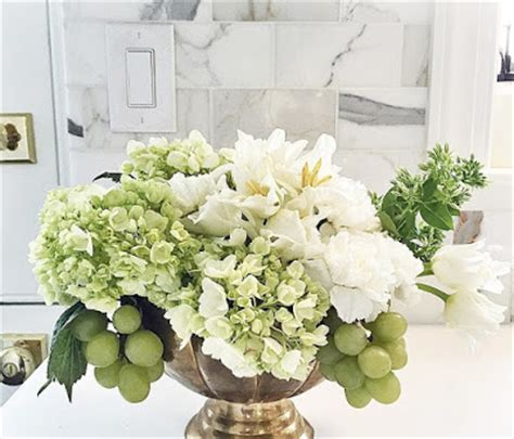 home decor flower arrangements http refreshrose blogspot lush fab glam blogazine spruce up your home decor with