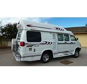 Living In A Camper  Class B RV Different Van Types Pros