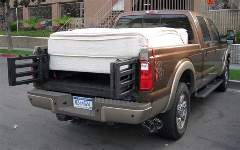 How To Move A Mattress On A Car by Moving A Size Bed In A 6 5 Bed F150online Forums