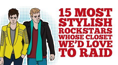 7 Whose Closets Wed To Raid by 15 Most Stylish Rockstars Whose Closet We D To Raid