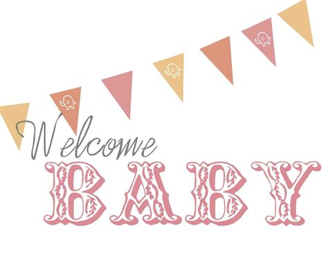 templates for baby shower banners baby shower banner best business template