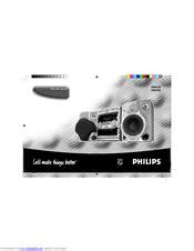 Philips Fw555c Manuals