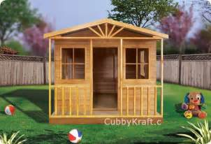 Backyard Clubhouses Club House Cubby House Kids Playground Equipment By Cubbykraft