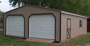wood amish built 2 car garage for sale in virginia and