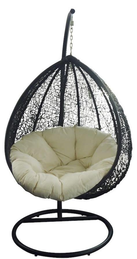 jaavan outdoor egg chair  stand
