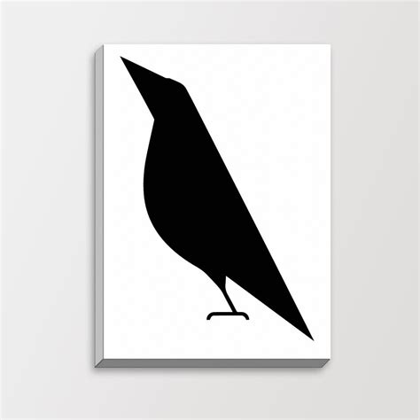 black white abstract decorative art posters at mild art modern abstract bird black white minimalist
