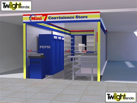 Convenience Store Floor Plan by Convenience Store Bee Smart Food Cart And Convenience