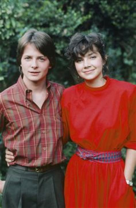 michael j fox sitcom family ties justine bateman turned heads in 1982 as the gorgeous but