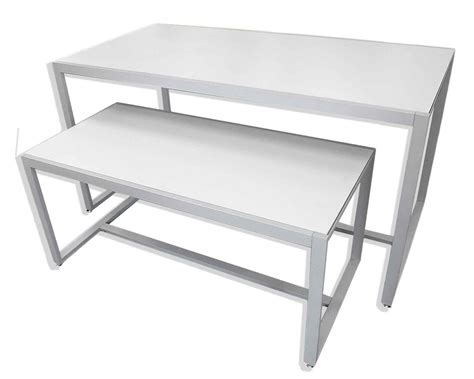 Retail Nesting Tables by Glimmer Collection Retail Nesting Tables