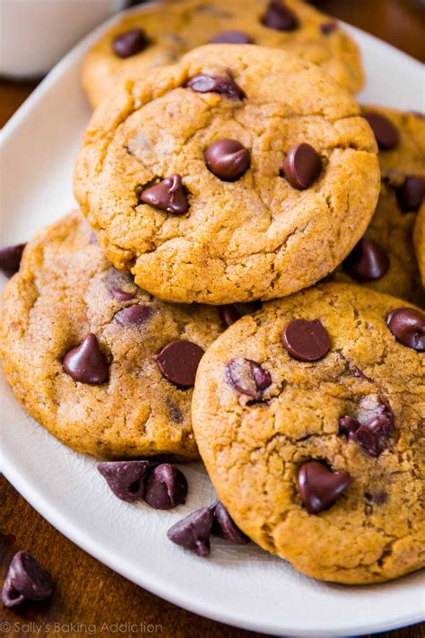 l cookies best pumpkin chocolate chip cookies