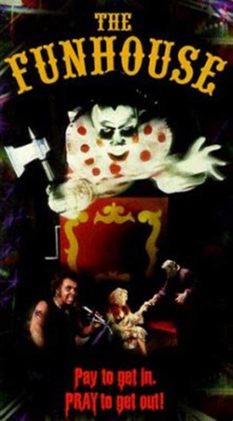 the fun house nightmare castle the funhouse 1981