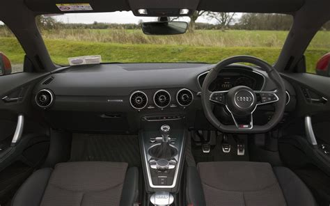 Audi Tt 2015 Interior by Audi Tt Review Test Drives Atthelights