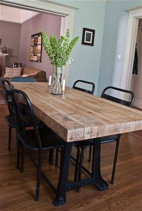 industrial kitchen furniture 17 best ideas about kitchen tables on dinning table reclaimed wood dining table and