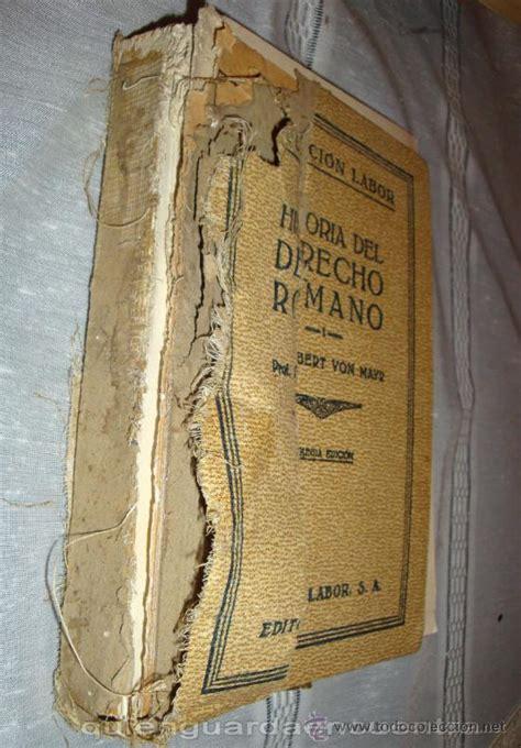 libro nuestros automviles clsicos en historia del derecho romano robert von mayr lab comprar libros antiguos de derecho econom 237 a y