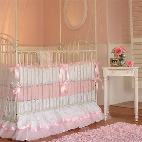Baby Princess Crib Bedding Miss Princess Baby Bedding And Nursery Necessities In