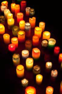 Witch Halloween Crafts - flickering candles pictures photos and images for facebook pinterest and twitter