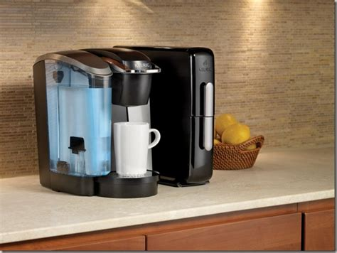 Keurig Countertop Storage by Keurig Countertop Storage Drawer Giveaway