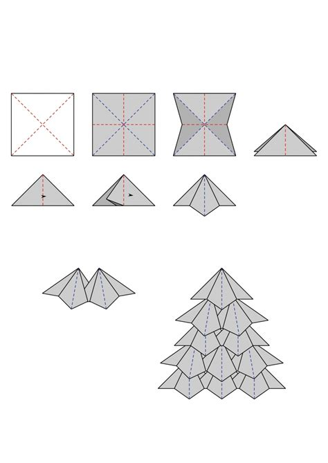 Free Origami Diagrams - free tea bag folding diagrams cardmakingandpapercraft