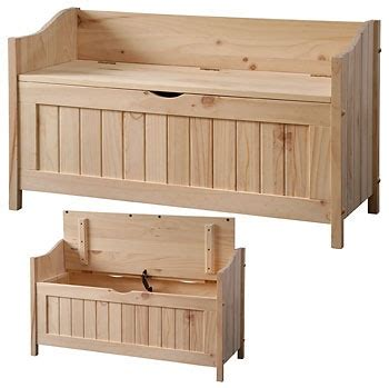pine bench with storage solid pine northwoods storage bench barn life pinterest