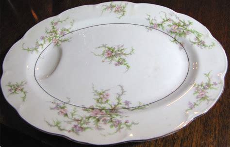 Rosalinde Of by Theodore Haviland Rosalinde Pattern 11 1 2 Quot Platter From