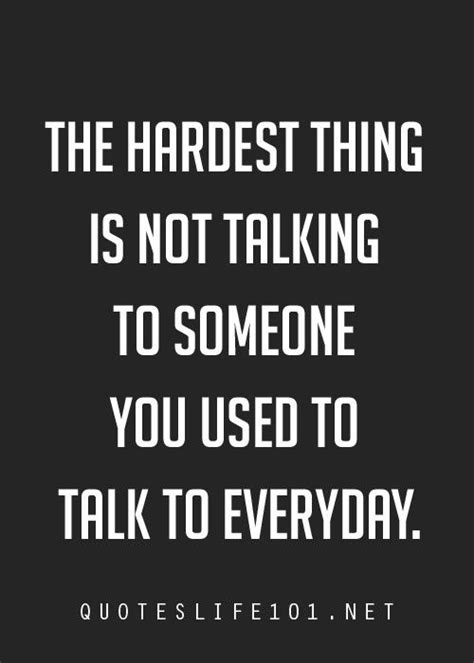 Getting My Mba Was The Hardest Thing I Ve Done by The Hardest Thing Is Not Talking To Someone You Used