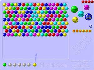 Bubble shooter description your aim is to clear the playing field of