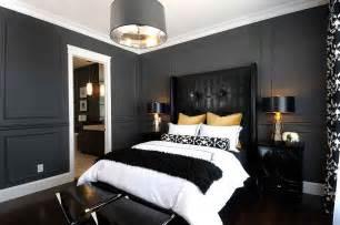 Black Bedroom Decor » New Home Design