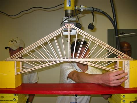 bridge design contest tips physics balsa bridge building contest balsabridge com