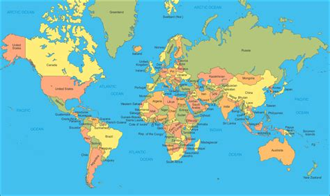 the world map jab we ghoooom world map