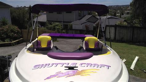 jet ski boat attachment nz jetski and shuttle craft stills and video youtube