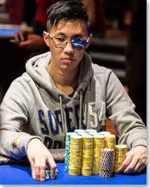 sydney's victor teng is the chip leader in the wsop apac