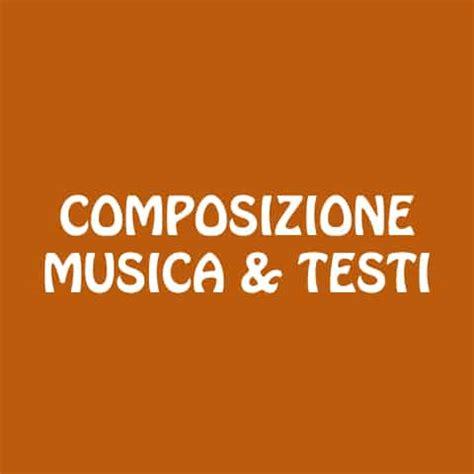 musica musica testo em studio di registrazione e servizi musicali home