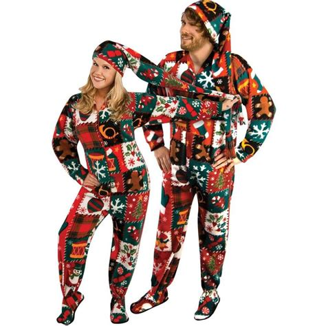 images of christmas onesies 35 best matching pajamas for couples images on pinterest