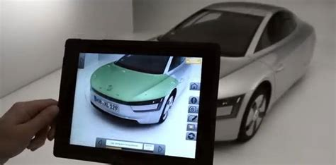 ar vehicle design apps volkswagen design