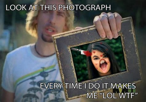 Look At This Photograph Meme - nickelback quot photograph quot know your meme