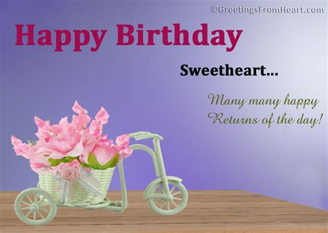 Happy Birthday Wishes In For Lover Birthday Greetings For Lover Birthday Wishes For Lover