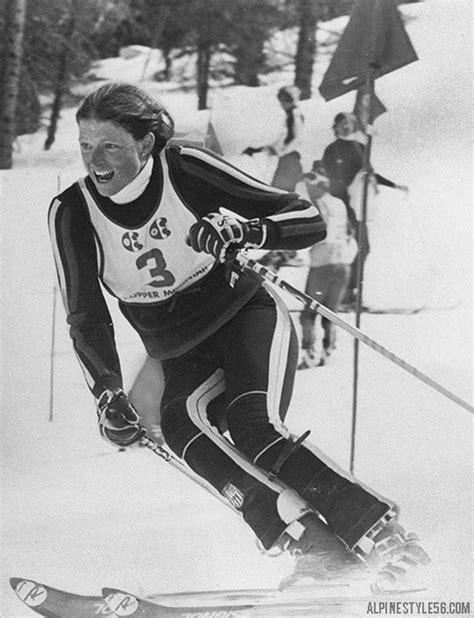 claudine longet ski 50 best images about vintage ski racing on pinterest