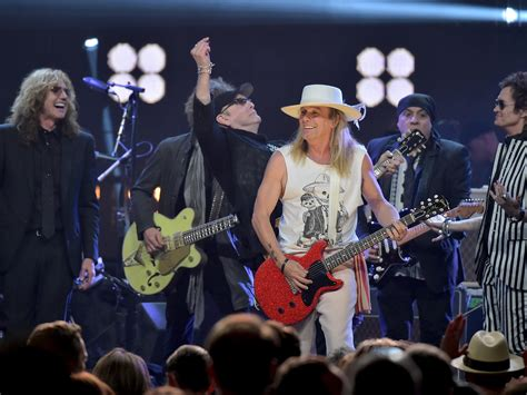 What Is Rock And Roll What Was cheap trick rock and roll of fame induction 2016