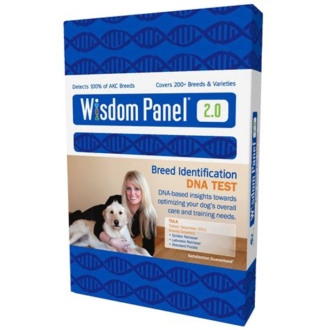 wisdom panel dna wisdom panel 2 0 dna test kit