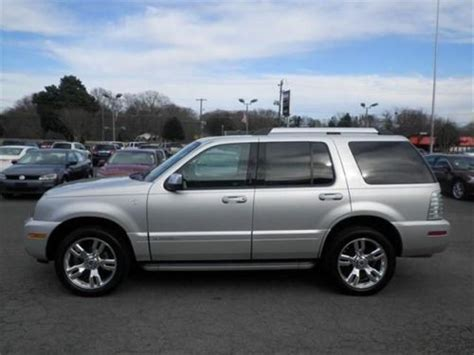 how to fix cars 2010 mercury mountaineer auto manual find used 2010 mercury mountaineer premier in 900 nc highway 66 s kernersville north carolina