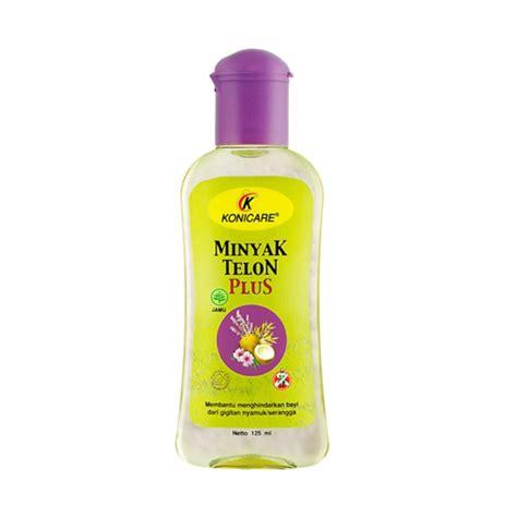 Minyak Zaitun Aswan 125 Ml jual konicare minyak telon plus 125 ml harga kualitas terjamin blibli