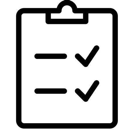 test d icono de test aprobado descarga gratis en png y vector