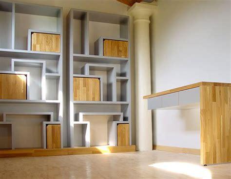scrivania e libreria realizzatori di idee libreria e scrivania