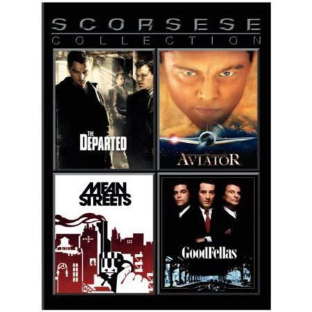 martin scorsese the departed martin scorsese collection the aviator the departed