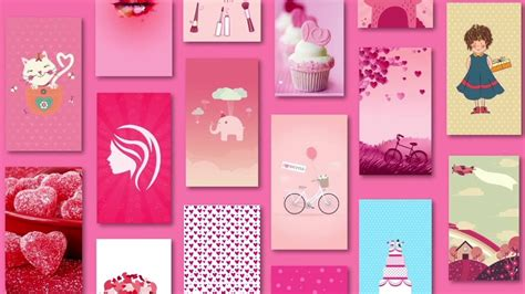 girly wallpaper hd android cute girly wallpapers reuun com