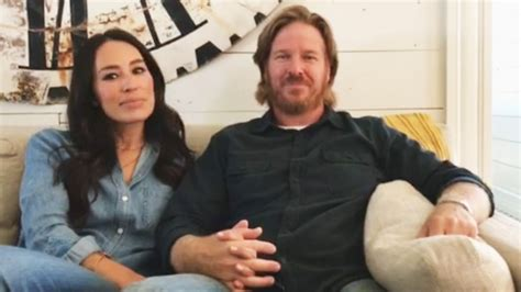 chip gaines of fixer upper on his new book capital chip and joanna gaines announce fixer upper is ending