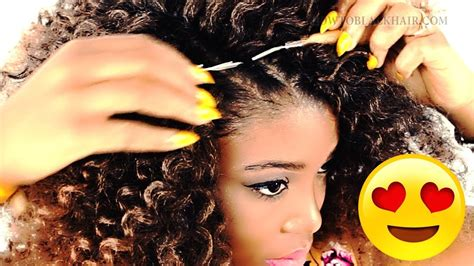 how to crochet braids for beginners step by step